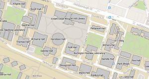 Ncsu Campus Map NC State GIS | Facilities Division Ncsu Campus Map
