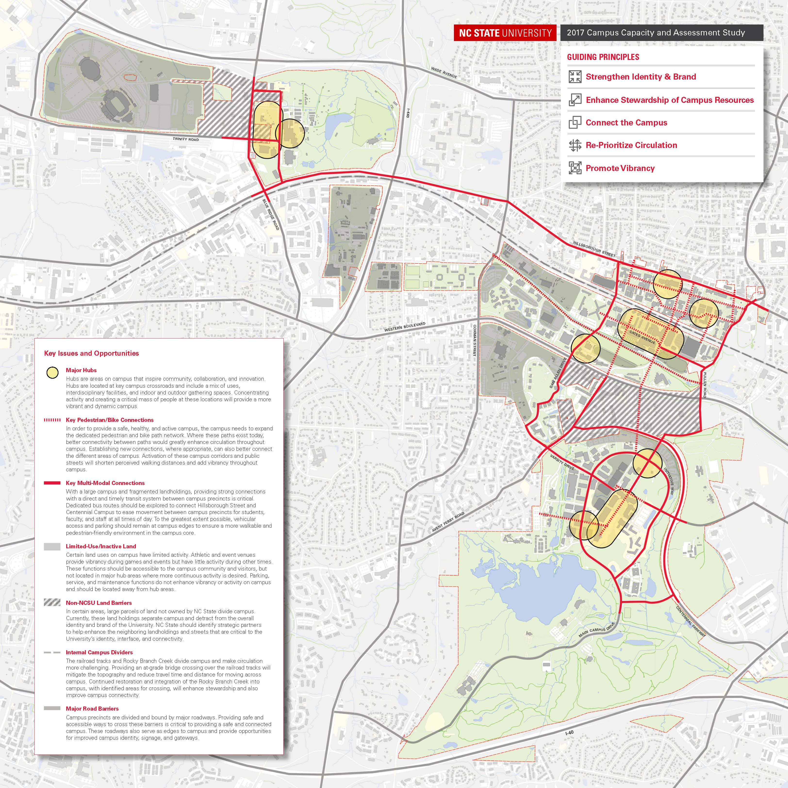 campus capacity and assessment study